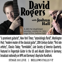 David Rogers: classical, jazz, and world fusion