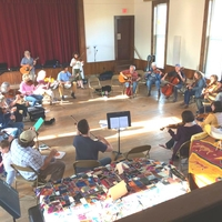 Seven Stars Arts Center All-Comers Slow Jam