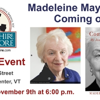 Madeleine Kunin discusses Coming of Age