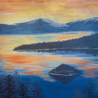 Paint & Sip with Business Professional Women of St. Johnsbury