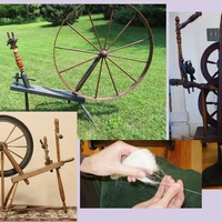 Spinning Yarns: Hands-On Workshop Using Historic Tools
