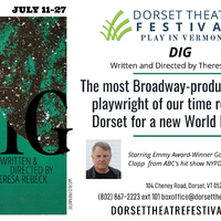 DIG Written & Directed by Theresa Rebeck