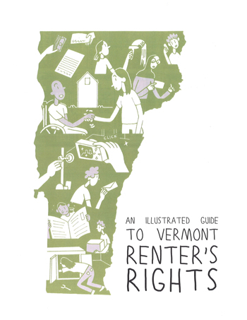 An Illustrated Guide to Vermont Renter's Rights