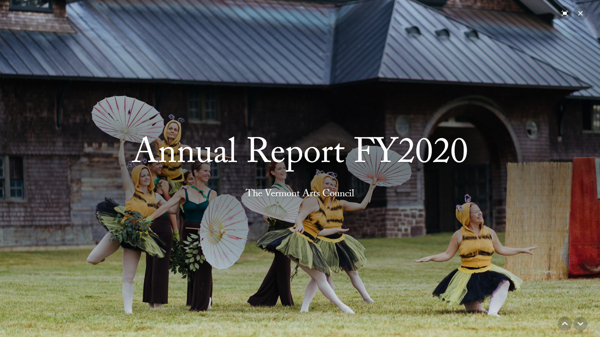 Read the FY2020 Annual Report