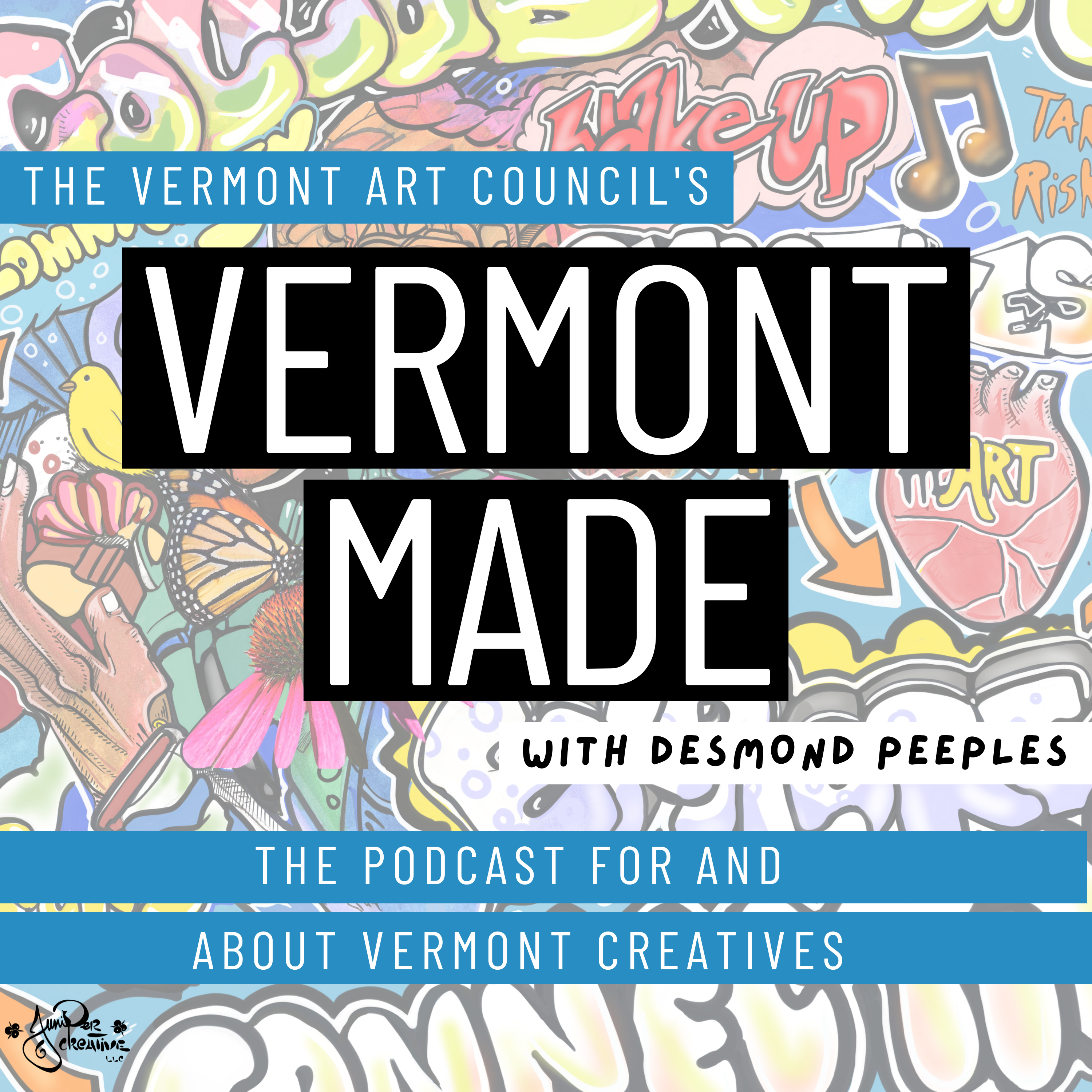 Vermont Made podcast cover image