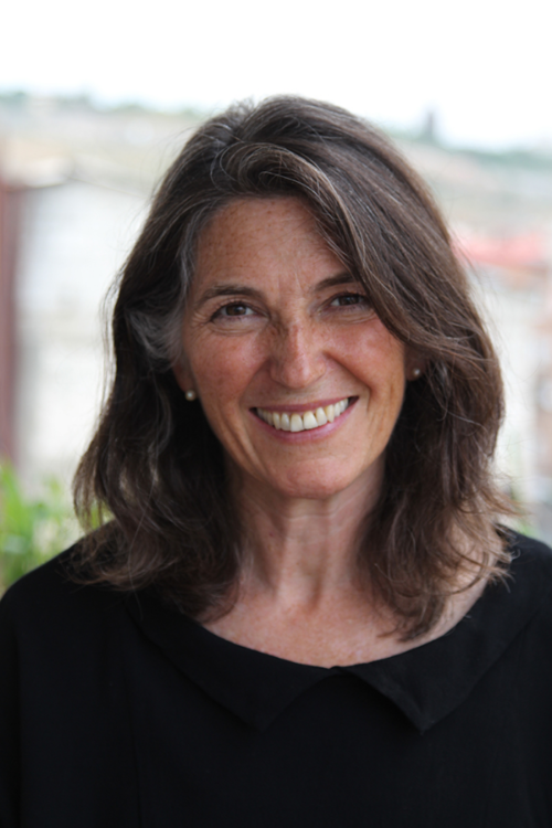 Writer and anthropologist Dana Walrath headshot