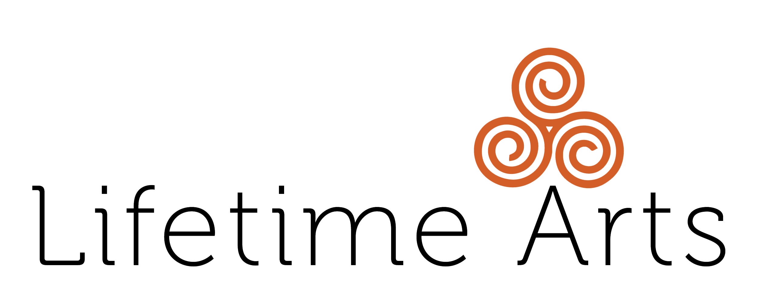 Lifetime Arts logo