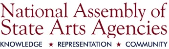 National Assembly of State Arts Agencies logo